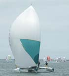Oz Trimaran Racing